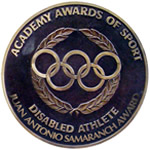 Juan Antonio Samaranch IOC Disabled Athlete Award