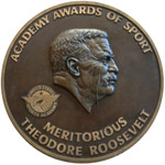 Theodore Roosevelt Meritorious Achievement Award