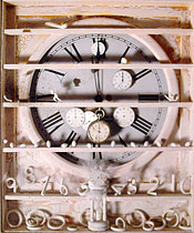 Just a Few Moments Left on the Clock (NFL Assemblage Series)