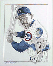 Chicago Cubs No. 8