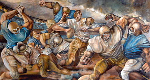 Sunday's Hero - Ernie Barnes