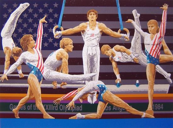 rush gymnastics