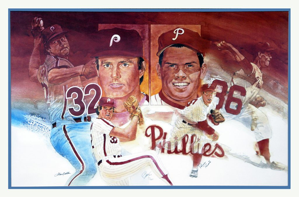 Baseball art from Busta_LBps