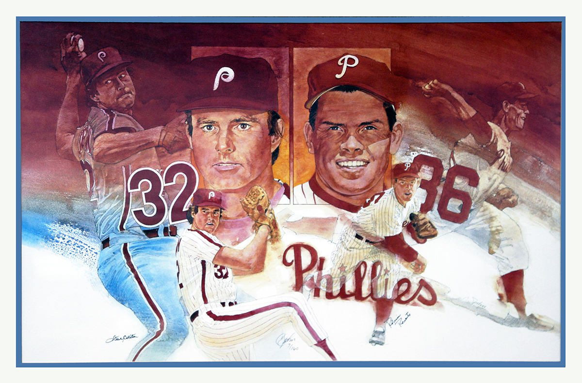 Baseball art from Busta_LBps