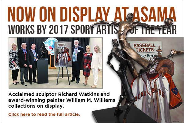 Sport Artists of the Year