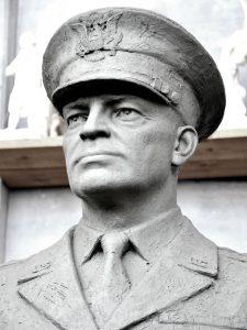 Eisenhower closeup