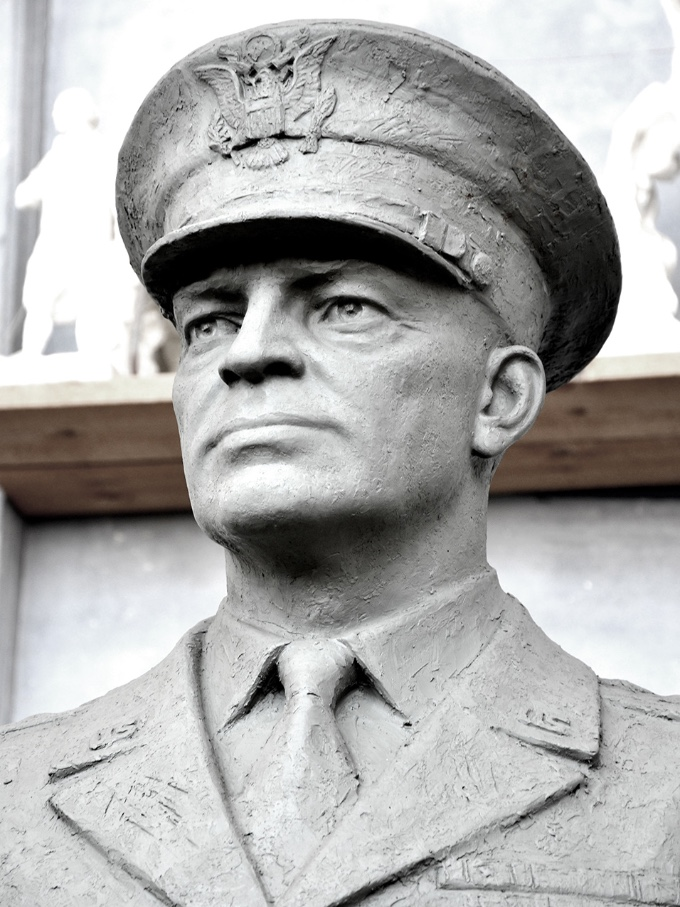 Eisenhower closeup