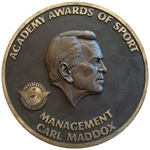 Carl Maddox Sport Management Award