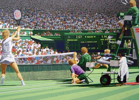 The 100th Anniversary of Women at Wimbledon